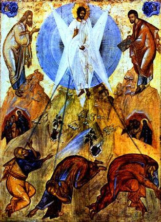 Théophane le Grec fin 14
